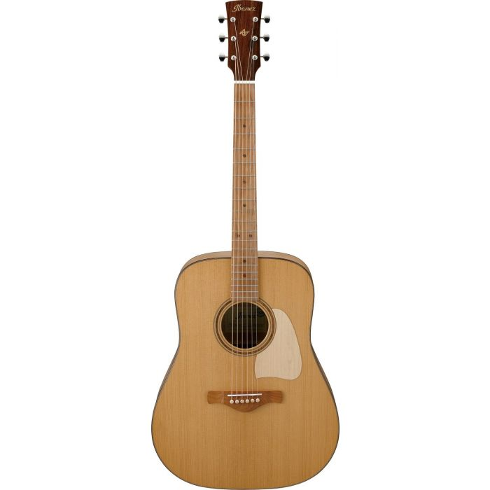 Ibanez AVD15MPL Artwood Vintage Acoustic Guitar, Natural Open Pore