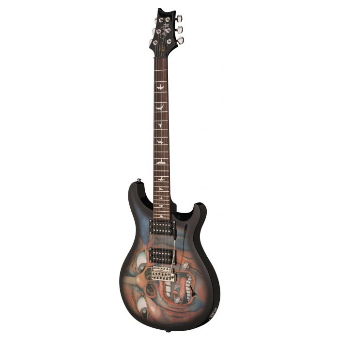 PRS Limited Run SE Schizoid Electric Guitar front angle