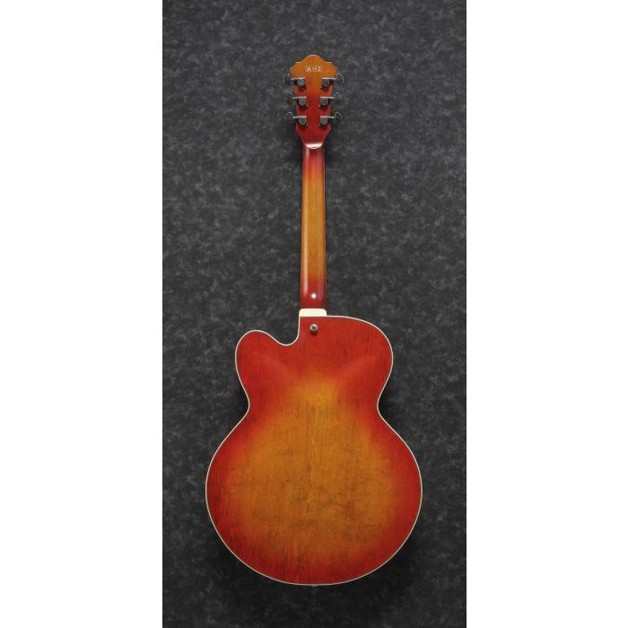 Ibanez AFV75-VAL Full Guitar Rear