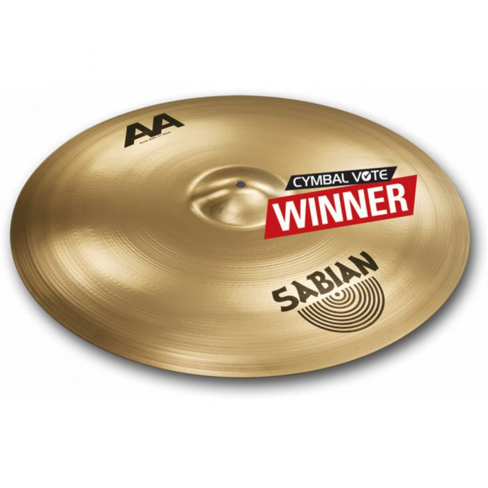 Sabian AA 21 Bash Ride Cymbal Brilliant