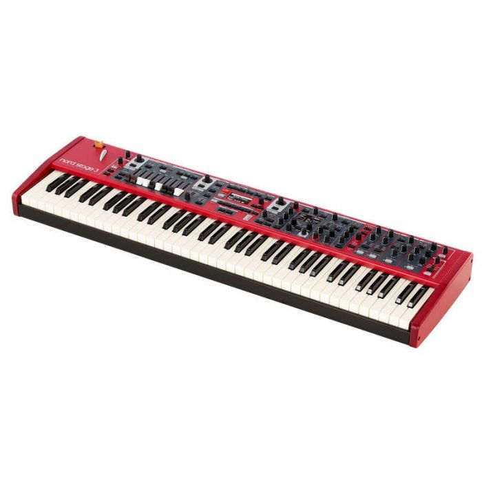 Nord Stage 3 Compact Performance Keyboard Angled View