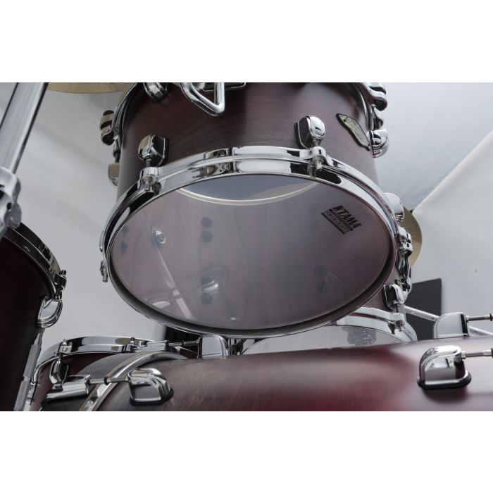 Tama Starclassic Walnut Birch Ton Resonant Side