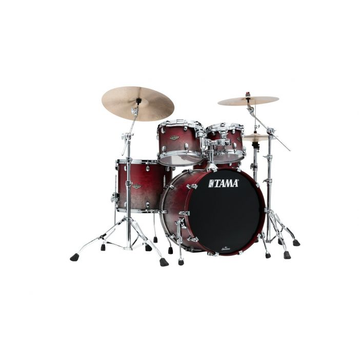 Tama Starclassic Walnut Birch 4 Piece Shell Pack