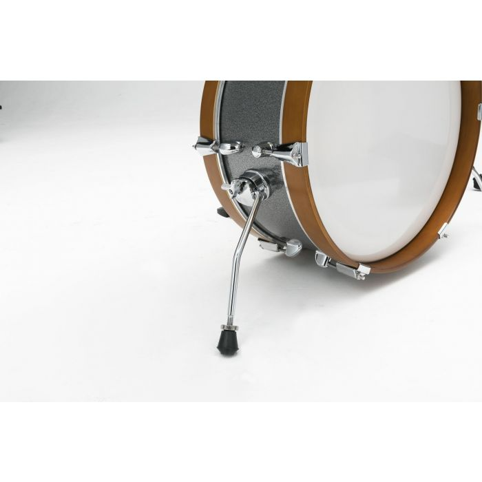 Tama Compact Club Jam Mini Shell Pack with Hardware Galaxy Silver Spurs