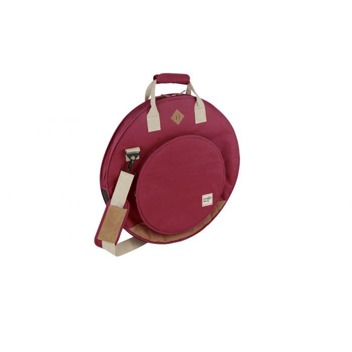 Tama Powerpad Designer Cymbal Bag 22 Inch Wine Red
