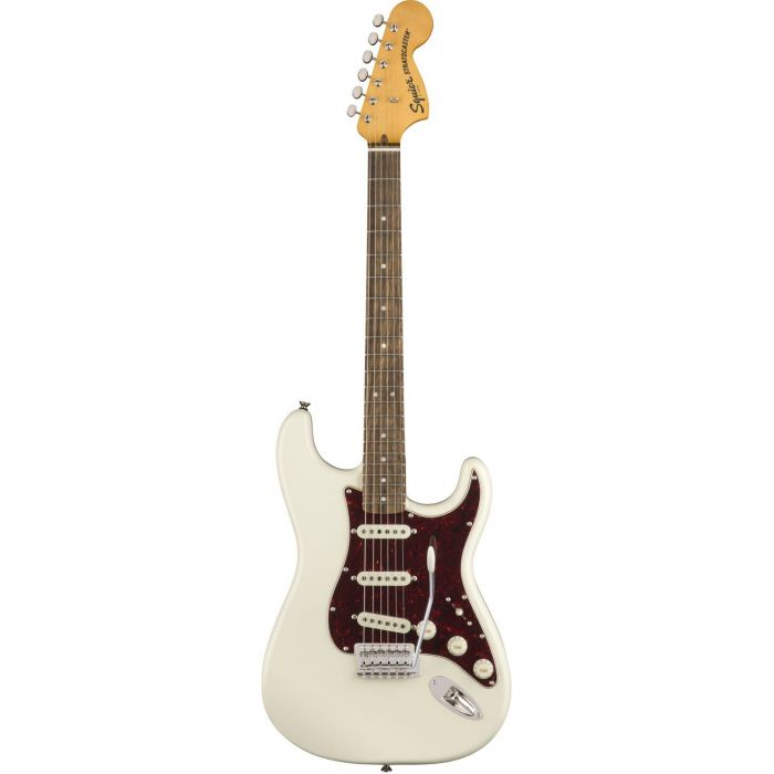 Squier Classic Vibe 70s Stratocaster Laurel Fingerboard Olympic White