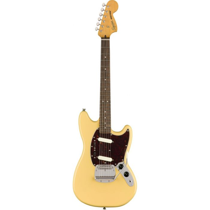 Squier Classic Vibe 60s Mustang Laurel FB Vintage White