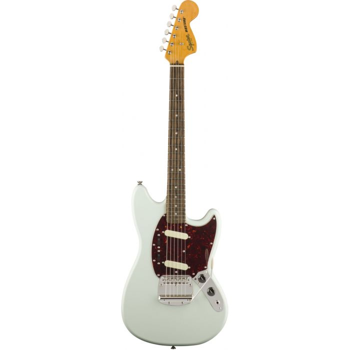 Squier Classic Vibe 60s Mustang IL Sonic Blue