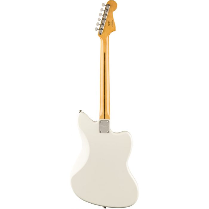 Squier Classic Vibe 60s Jazzmaster LH IL Olympic White Back