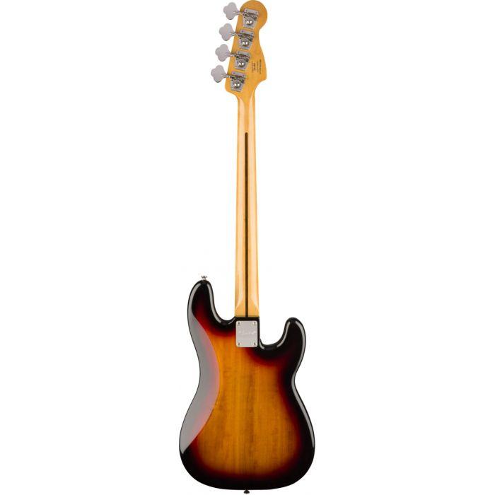 Squier Classic Vibe 60s Precision Bass LH IL 3-Colour Sunburst Back