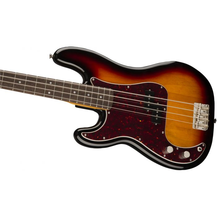 Squier Classic Vibe 60s Precision Bass LH IL 3-Colour Sunburst Body