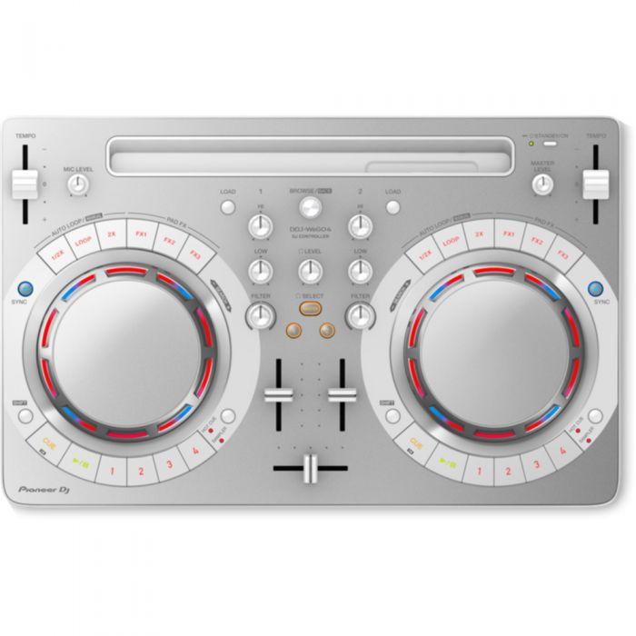 Pioneer DDJ-WeGO4 Portable DJ Controller White