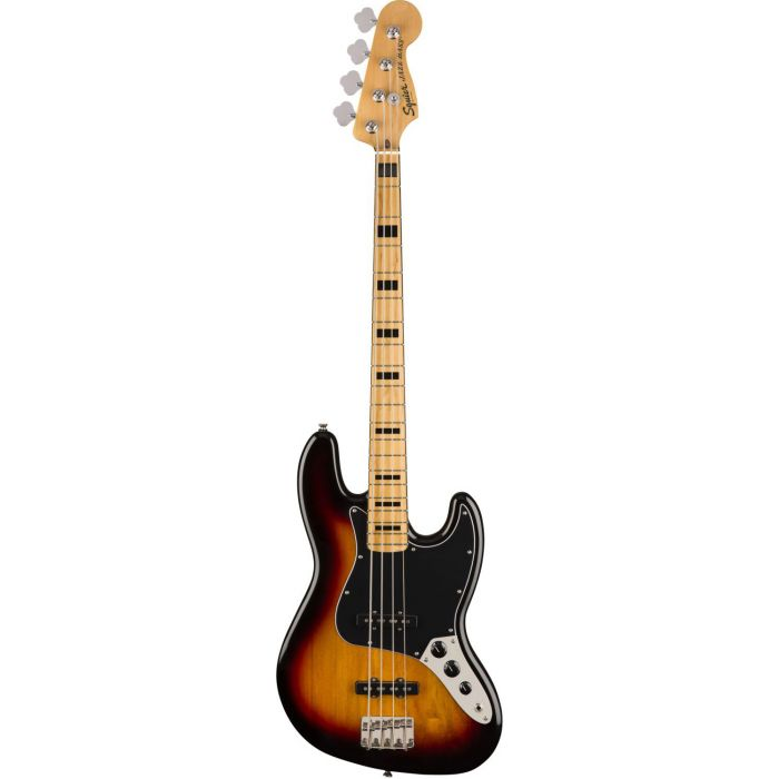 Squier Classic Vibe 70s Jazz Bass Maple FB 3-Color Sunburst