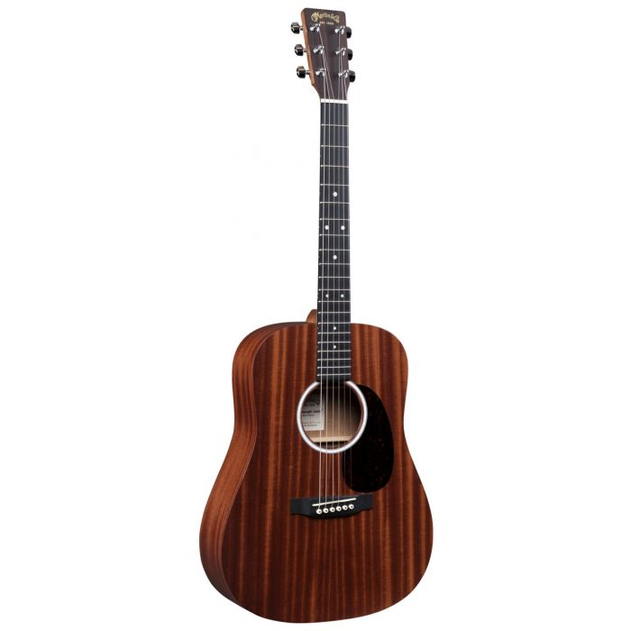 Martin Dreadnought Junior DJR-10E Electro-Acoustic Guitar Cherry Stain