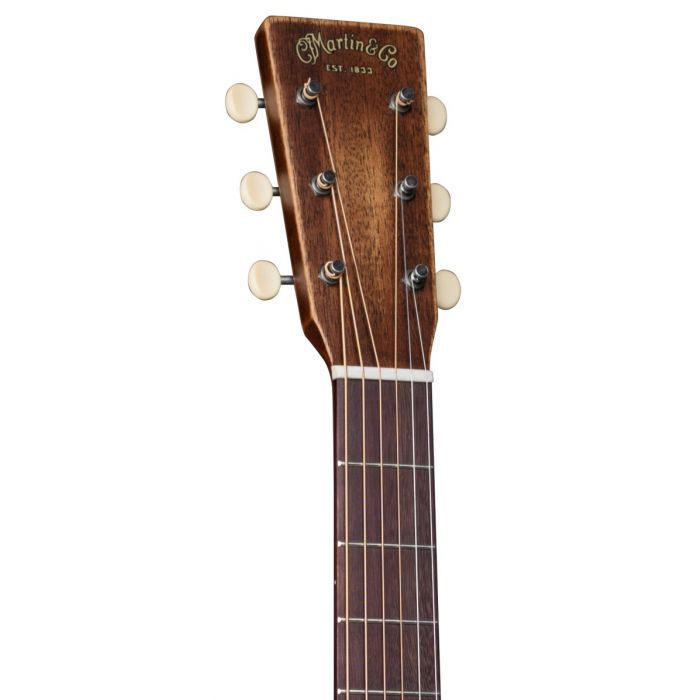 Martin DSS-15M Streetmaster Acoustic Guitar Headstock