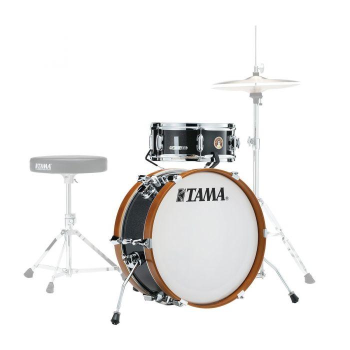 Tama Club Jam Mini Drum Kit in Charcoal Mist