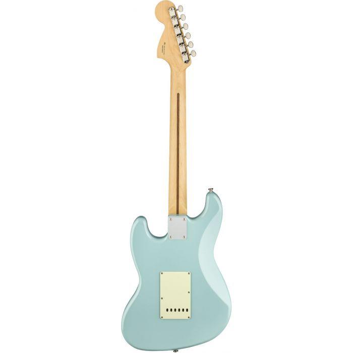 Fender Sixty-Six MN Daphne Blue Back