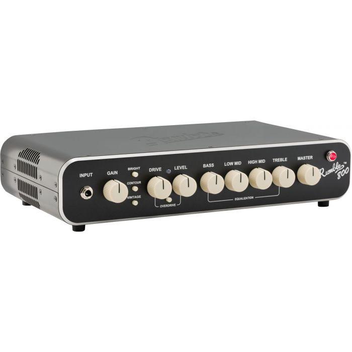 Fender Rumble 800 HD Bass Amplifier Head Side