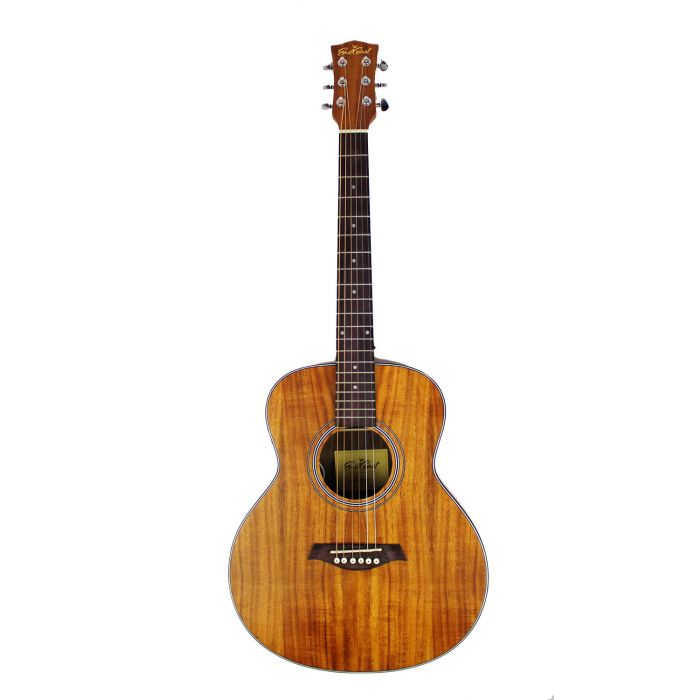 Eastcoast MKOA Koa Acoustic Guitar Natural Koa