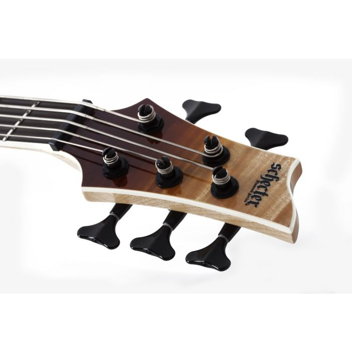 Schecter SLS Elite-5 Antique Fade Burst Bass Guitar