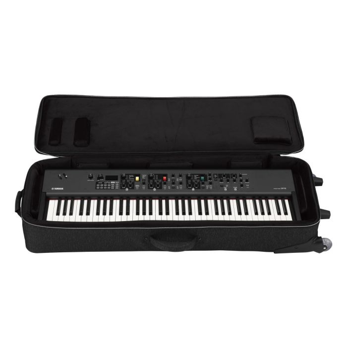 Open Case with Keyboard