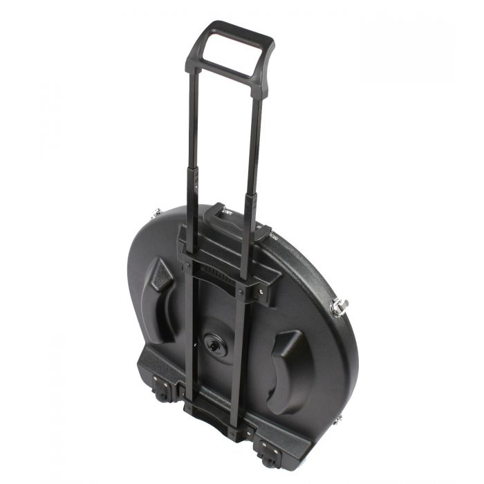Caddy Case with Travel Arm Extended