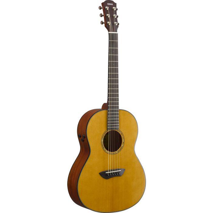 Yamaha CSF-TA TransAcoustic Parlour Guitar