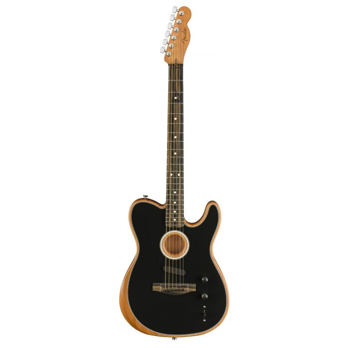 Front of Guitar