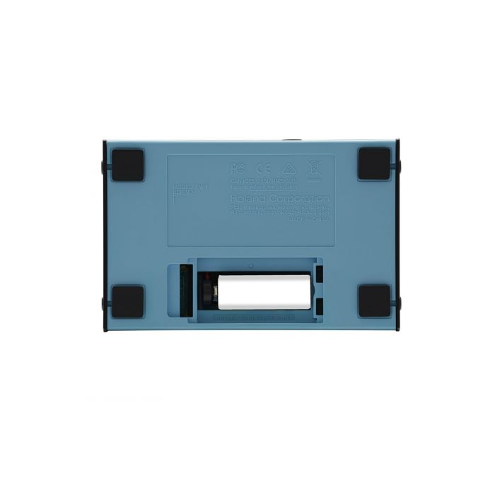 underside inc. battery compartment