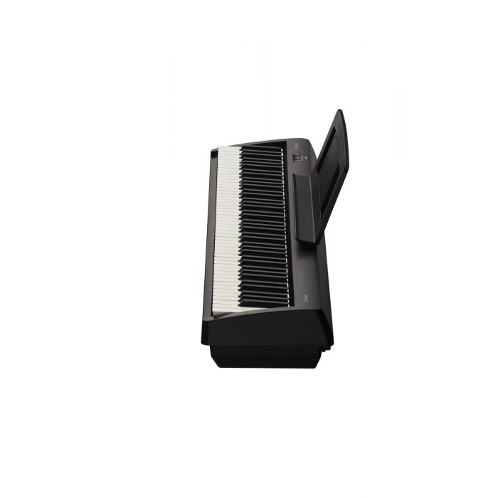 Roland FP-10 Side View including Music Stand