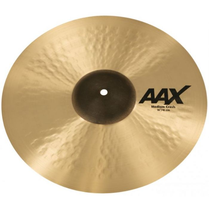 """Sabian AAX 16"""" Medium Crash Cymbal"""
