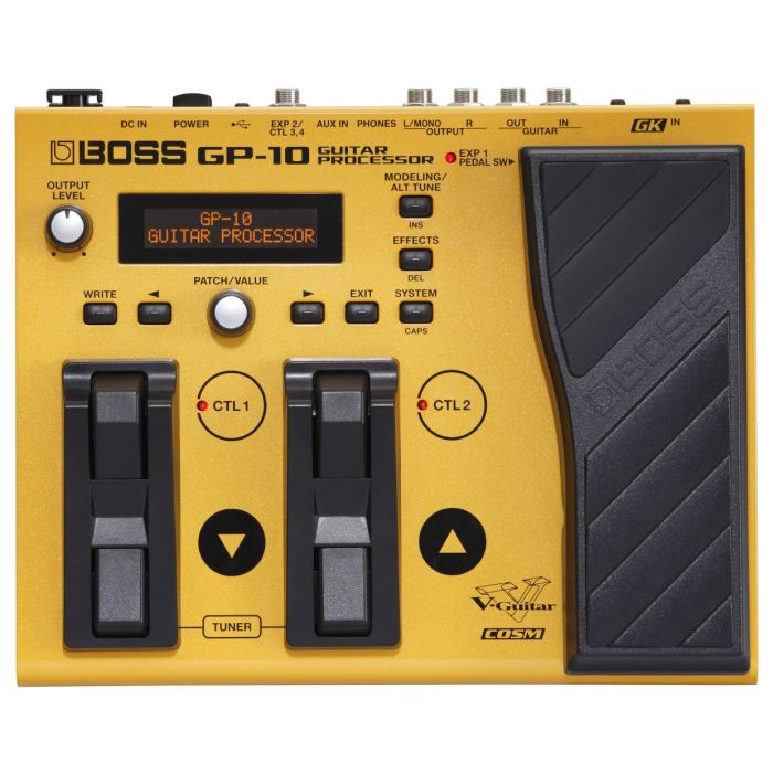 Boss GP-10S Guitar Processor Pedal
