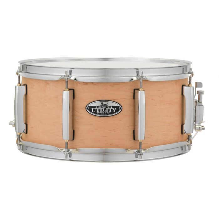 Pearl Modern Utility Maple Matte Natural Snare