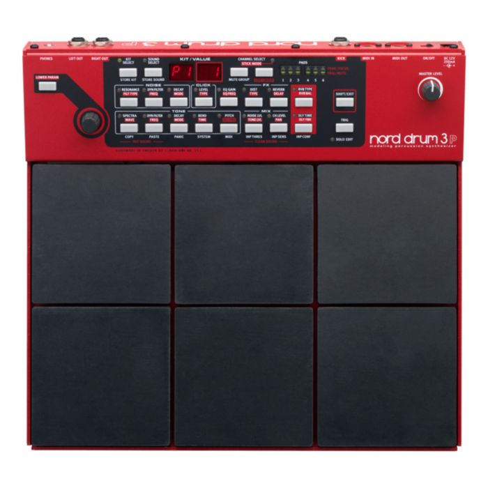 Nord Drum 3P Multipad