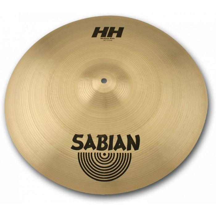 Sabian HH 20 Inch Medium Ride Cymbal (Ex-Display)