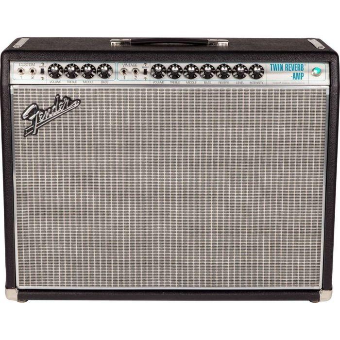 Fender 68 Custom Twin Reverb Guitar Amplifier Combo