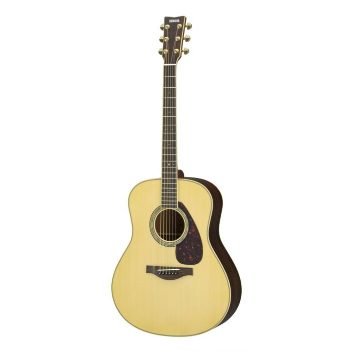 Overview of the Yamaha LL6 ARE Electro Acoustic Guitar