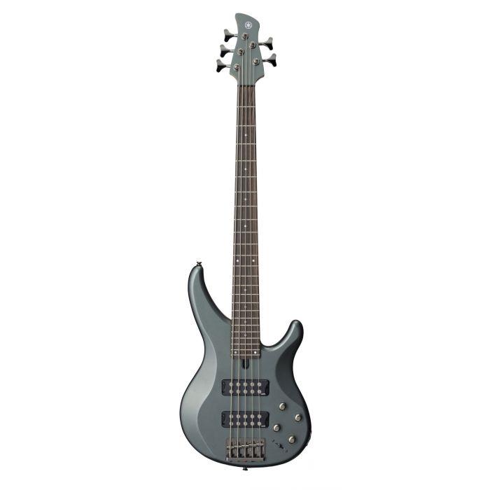 Yamaha TRBX305 5 String Bass Guitar in Mist Green