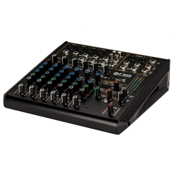 RCF F10XR 10-Channel Studio Mixing Console