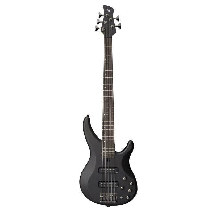 Yamaha TRBX505 Bass Guitar in Translucent Black