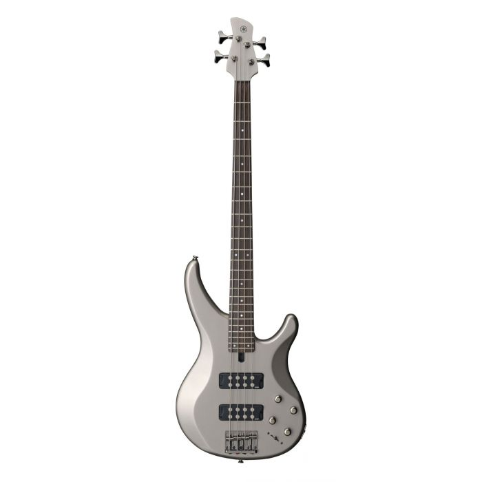 Yamaha TRBX304 Bass Guitar in Pewter