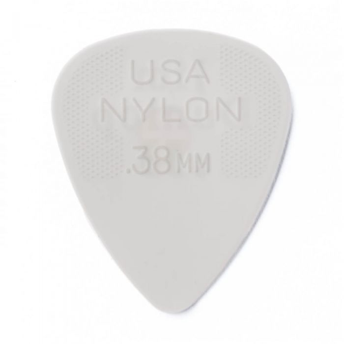 Dunlop Nylon Standard .38mm - Player pk 12 picks