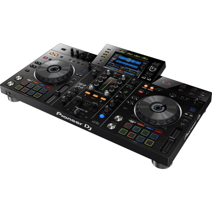 Pioneer XDJ-RX2 All-In-One DJ System Angle