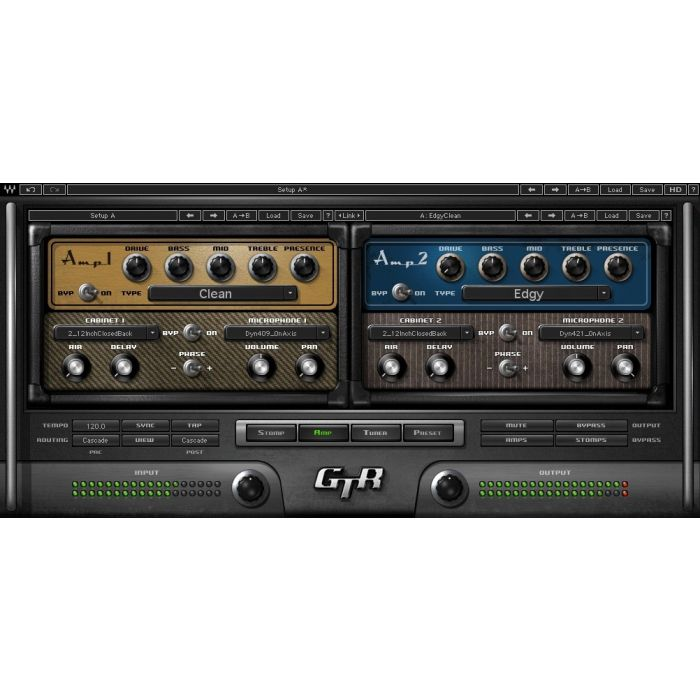 Waves Guitar Tool Rack Soundgrid (Software Only) Tool Rack