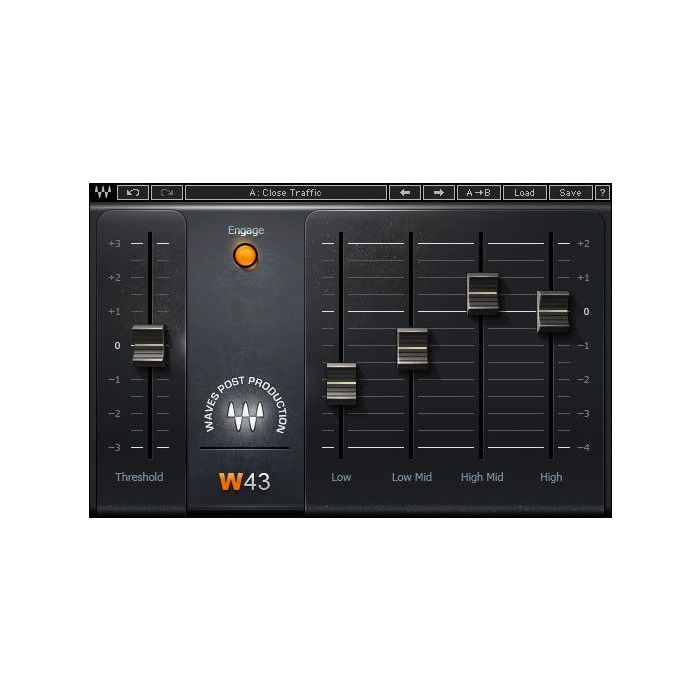Waves Forensics Package W43 Noise Reduction Plugin