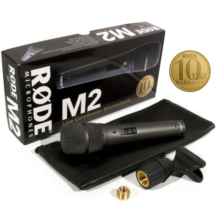 Rode M2 Live Condenser Microphone