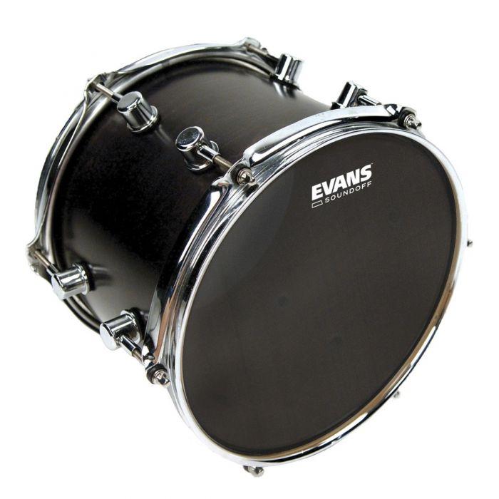 """Evans SoundOff 14"""" Mesh Tom Drumhead"""