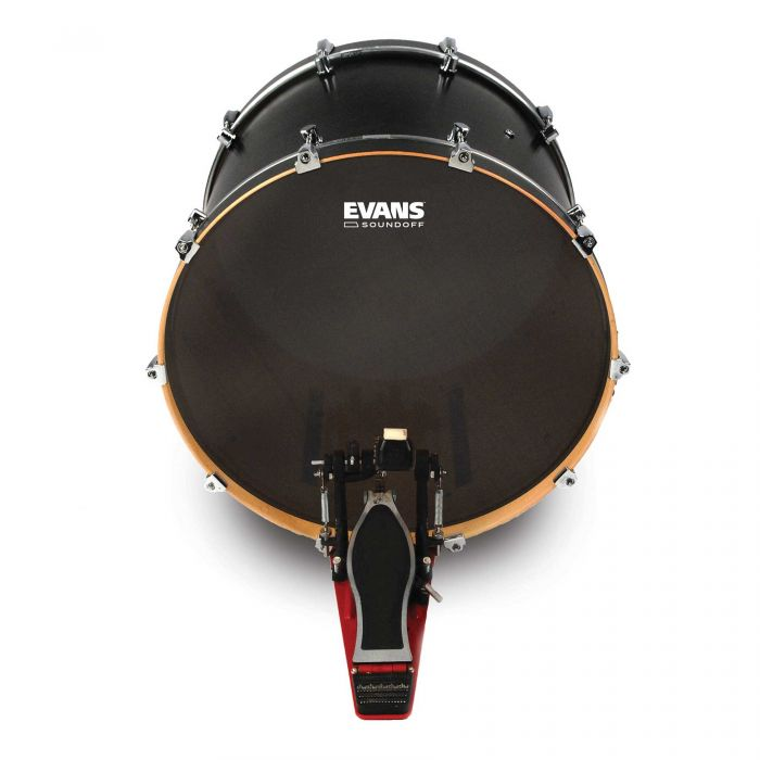 "Evans 20"" SoundOff Bass Drumhead"