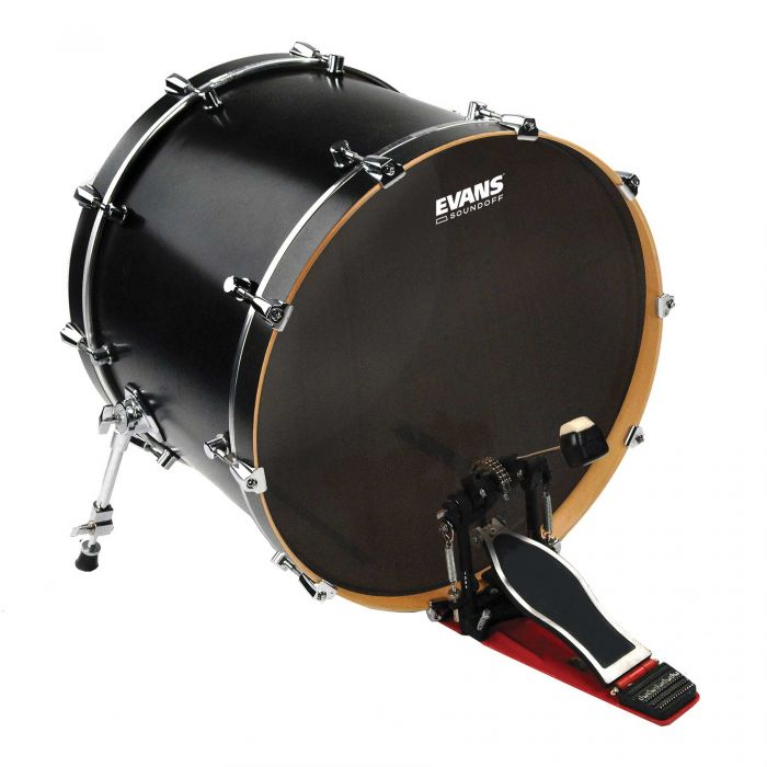 "Evans SoundOff 20"" Mesh Bass Drumhead"