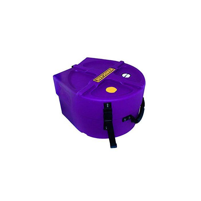 """Hardcase Purple 14"""" Snare Case"""